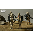 Look Sir, Droids - Diorama Sideshow limited edition