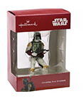 Hallmark: Boba Fett Christmas Tree Ornament 2018