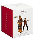 Hallmark: Han Solo and Chewbacca - Solo Keepsake Ornaments