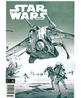 Star Wars Insider Issue 187 Comic Store Exclusive Cover Edition