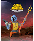 Boba Fett Holiday Special Mini Bust Premiere Guild Exclusive