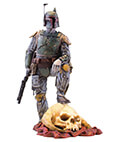 Boba Fett 1:8 scale statue 9 inches tall