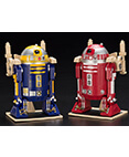 R2-R9 and R2-B1 Celebration IX - 1/10 Scale Model Kit ARTFX+