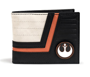 Star Wars Heroes & Villains Rebel X-Wing Bi-Fold Wallet