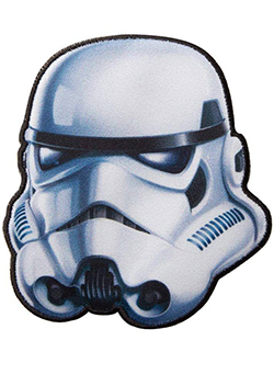 Star Wars Stormtrooper Applique Clothing Iron On Patch