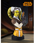 Hera Syndulla Mini Bust - 2019 Star Wars Celebration Exclusive