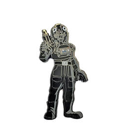 TIE Fighter Pilot Pin Star Wars Celebration Chicago Exclusive