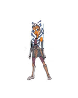 Ahsoka Tano Pin Star Wars Celebration Chicago Exclusive