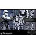 Hot Toys First Order Stormtrooper Heavy Gunner Sixth Scale Fig