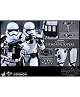 Hot Toys Stormtrooper Set of 2 Star Wars Sixth Scale Figure
