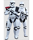 Hot Toys First Order Stormtrooper Office 2-pack Sixth Scale Figs