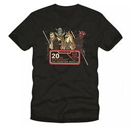 Star Wars Celebration Chicago Phantom Menace T-Shirt (Large)