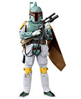 Boba Fett Star Wars 8 inch Figure Real Action Doll Collection
