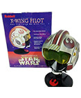 X-Wing Pilot Trilogy Collection Die Cast Metal Miniature Helmet