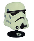Stormtrooper Trilogy Die Cast Metal Miniature Helmets