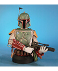 Boba Fett Deluxe Mini Bust 2013 Convention Exclusive