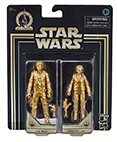 Skywalker Commemorative Collection Han Solo / Princess Leia