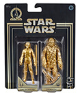 Skywalker Commemorative Collection Luke Skywalker / Chewbacca