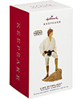 Hallmark: Luke Skywalker Star Wars Christmas Ornament