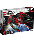 LEGO Star Wars Major Vonreg's TIE Fighter (75240)