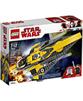 LEGO Star Wars Anakin's Jedi Starfighter (75214) Clone Wars