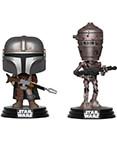 POP Star Wars: The Mandalorian & IG-11 2-Pack