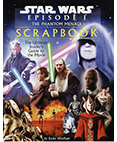 Star Wars Episode I The Phantom Menace Movie Scrapbook Hardcover