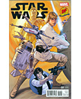 Marvel Star Wars #1 Dynamic Forces Exclusive Variant Cover