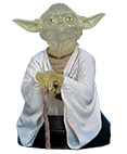 Light-Up Spirit of Yoda Collectible Mini Bust 2007 Exclusive