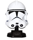 Clone Trooper Helmet scaled Replica