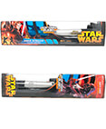 Anakin Skywalker Darth Vader Electronic Lightsaber Color-Change