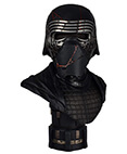 Legends in 3-Dimensions: Star Wars Kylo Ren 1: 2 Scale Bust