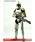 Clone Sergeant Phase 1 Armor Sixth Scale Action Figure