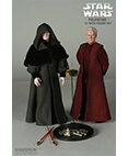 Darth Sidious / Palpatine Sixth Scale Figure Exclusive ver 2pk
