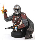 The Mandalorian 1:6 scale Collectible Mini Bust