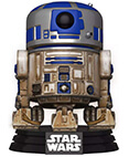 Funko Pop! Star Wars R2-D2 - Dagobah #31