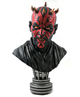 Legends in 3-Dimensions: Star Wars Darth Maul 1: 2 Scale Bust