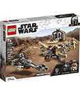 LEGO Star Wars Trouble on Tatooine (75299)