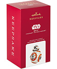 Hallmark: BB-8 The Force Awakens Ornament 2020
