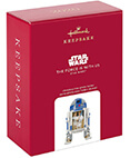 Hallmark: R2-D2 The Force is with Us Photo holder Ornament 2020