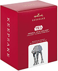 Hallmark: Imperial AT-AT Walker Star Wars Empire Ornament 2020