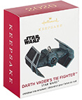 Hallmark: Darth Vader's Tie Fighter Star Wars Ornament 2020 Mini