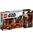 LEGO Star Wars Duel on Mustafar (75269) (non-mint Package)
