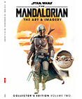 Star Wars Mandalorian Art and Imagery Vol 2 Newsstand Edition