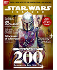 Star Wars Insider Issue 200 Newsstand Cover Edition