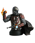 The Mandalorian Beskar Pauldron 1:6 Scale Collectible Mini Bust