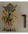 "Yoda 6"" Action Figures (no package)"