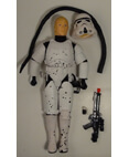 "Luke Stormtrooper Dianoga tentacle 12"" Action Figure no package"