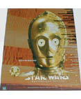 C-3PO w/Removable Limbs - Masterpiece Edition