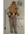 "Luke in Hoth Gear 12"" Action Figures (no package)"